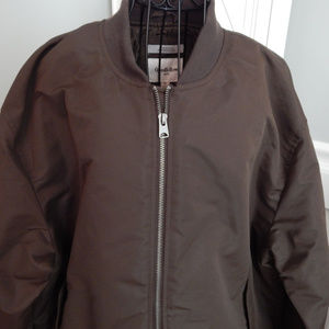 Men's Midweight Bomber Jacket, Brown